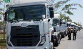 Bàn giao 20 xe đầu kéo UD - VTB Tân Cảng
