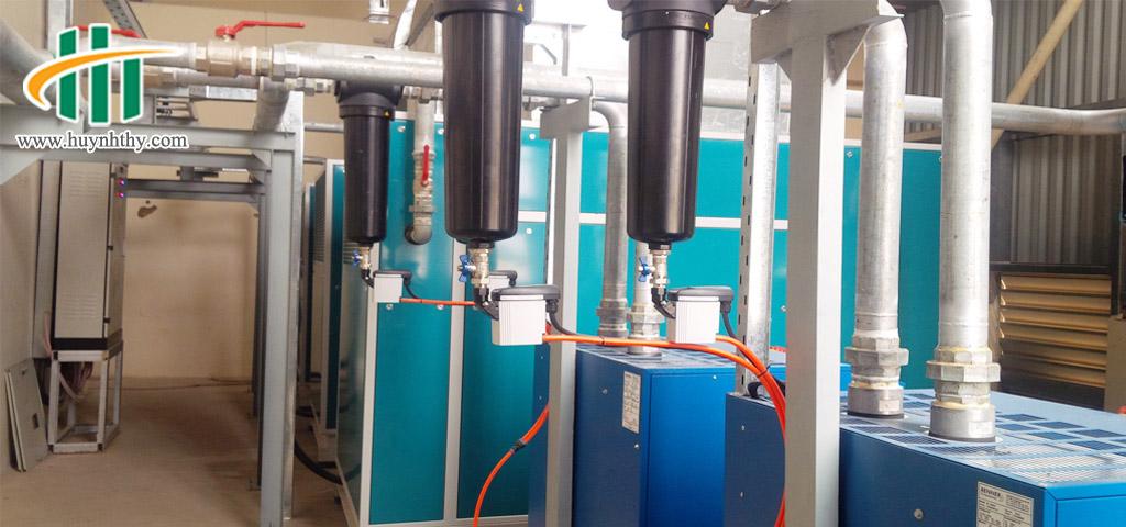 Dự án cung cấp và lắp đặt gói thầu máy nén khí Nhà máy gỗ MDF Kiên Giang -2