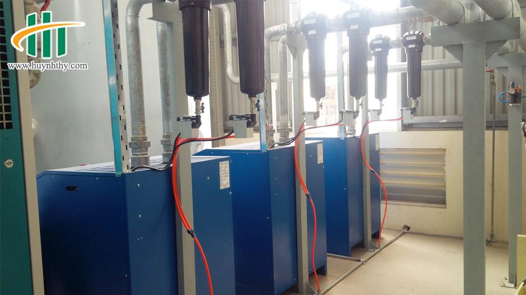 Dự án cung cấp và lắp đặt gói thầu máy nén khí Nhà máy gỗ MDF Kiên Giang -4