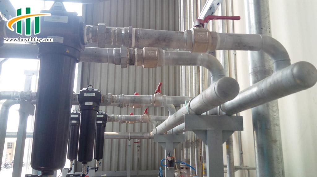 Dự án cung cấp và lắp đặt gói thầu máy nén khí Nhà máy gỗ MDF Kiên Giang -5