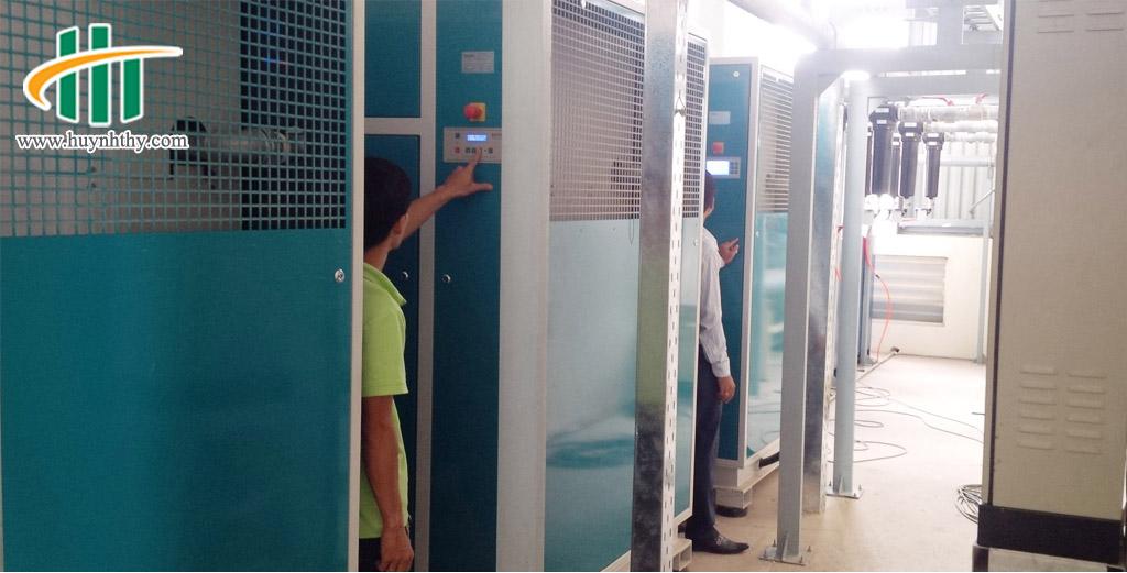 Dự án cung cấp và lắp đặt gói thầu máy nén khí Nhà máy gỗ MDF Kiên Giang -6